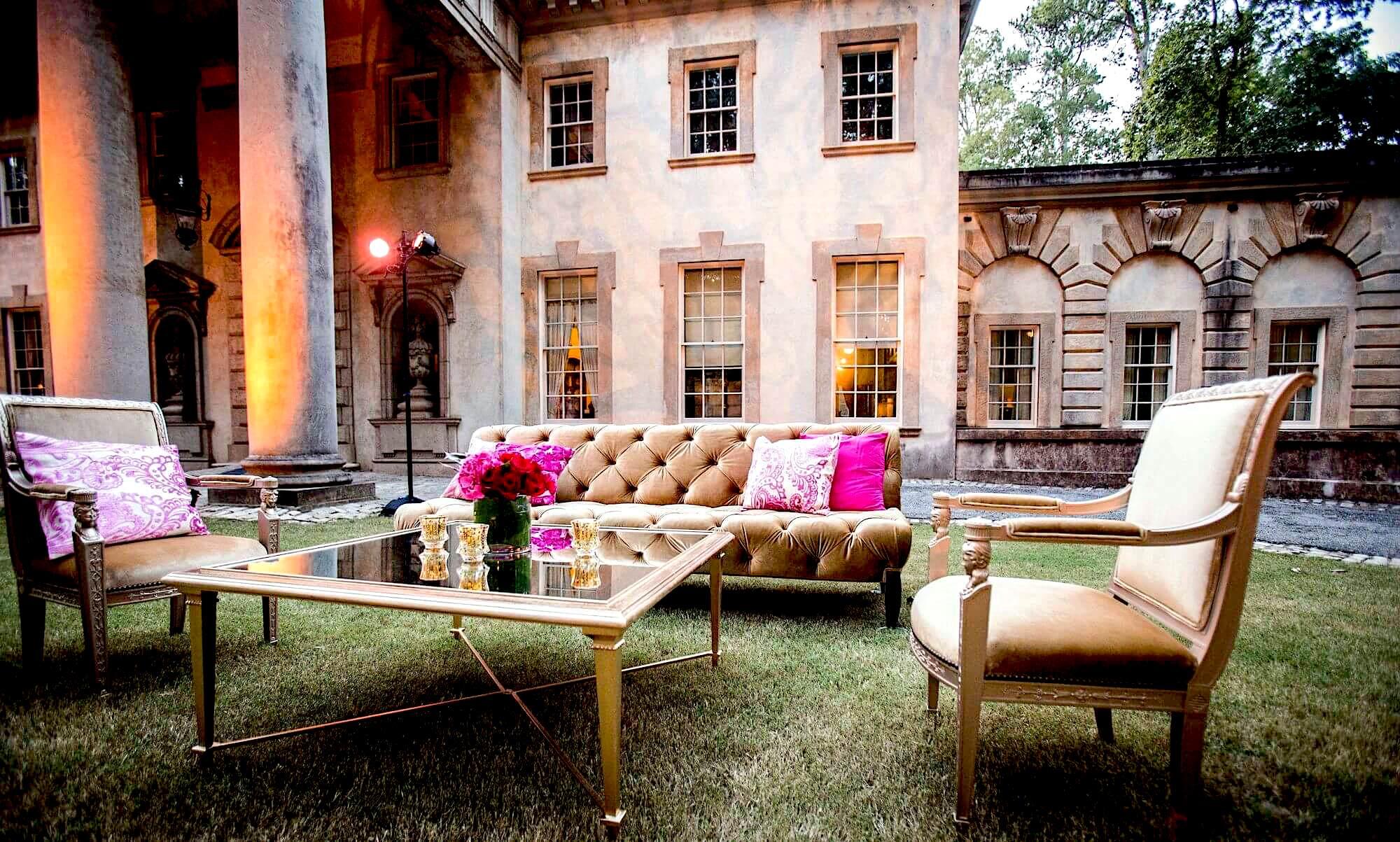 backyard venue