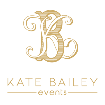 Kate Bailey Events Gold Logo