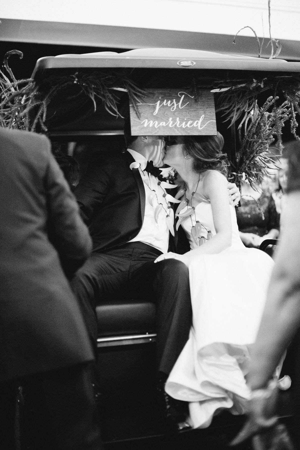 Kate Bailey Weddings - Just Married