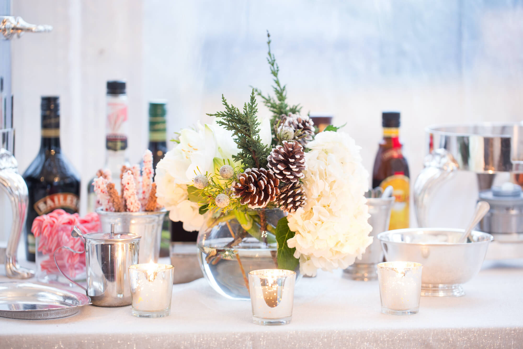 special events erving table