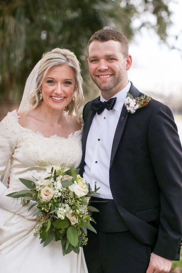 Kate Bailey Weddings Testimonials -Barclay and George