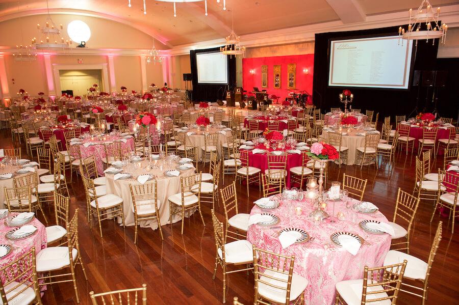 Kate Bailey Events - Special Events - Junior League event venue