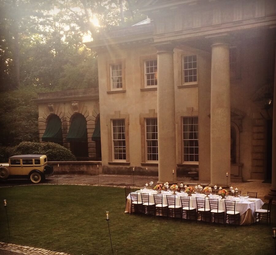 Kate Bailey Events - Special Events - outdoor event daytime