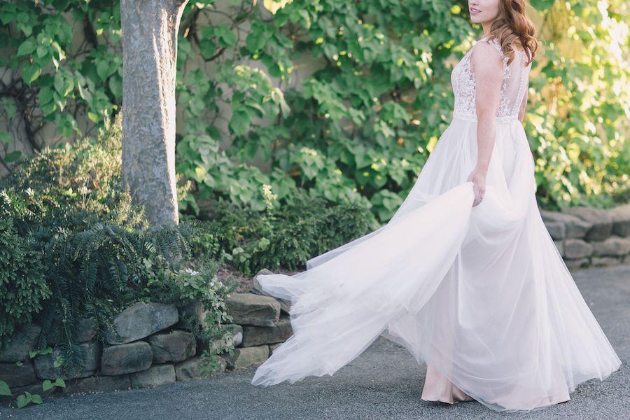 Kate Bailey Weddings - Kelly's Dress
